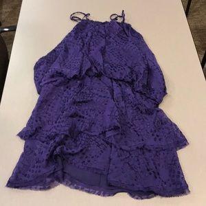Purple Blouse from BCBGMaxAzria
